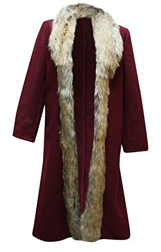Abrigo Para Mujer Comfiestyle Wine Abrigo Comfiestyle B6wSq