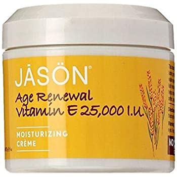 Jason Moisturizing Vitamin E Age Renewal Creme 4 oz (Pack of 6) 3 Pack ChapStick Moisturizer Strawberry Banana Smoothie MixStix .155 Oz Each