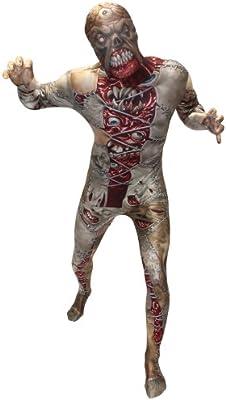 Morphsuits - Disfraz monstruo adultos, talla XXL (MPMFL2): Amazon ...