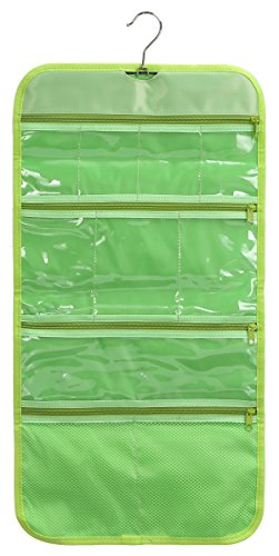 wodison-travel-transparent-hanging-toiletry-bag-cosmetic-organizer-case-lime-green
