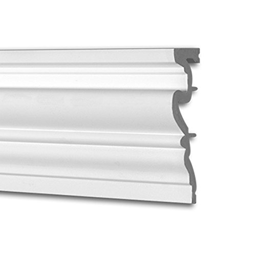 Orac Decor Multifunctional Molding DX170 Crown Baseboard Panel or Case Molding Primed Polyurethane 4