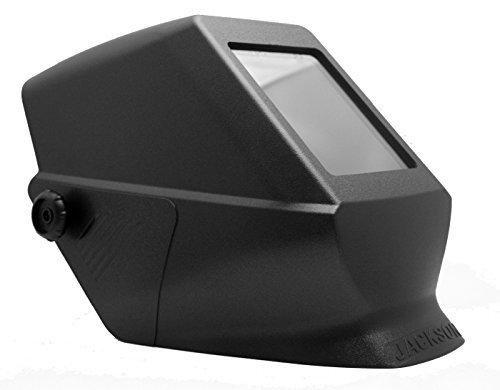 Jackson Shadow Headscreen HSL-100-41/2 x 51/4Black by Futuris (Hsl 2 Shadow)