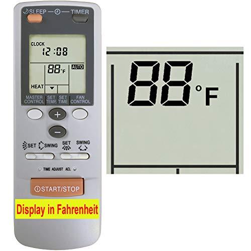 fujitsu air conditioner parts - 1