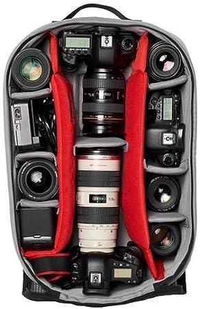 Renewed Manfrotto Pro Light Reloader Spin-55 Carry-On Camera Roller Bag