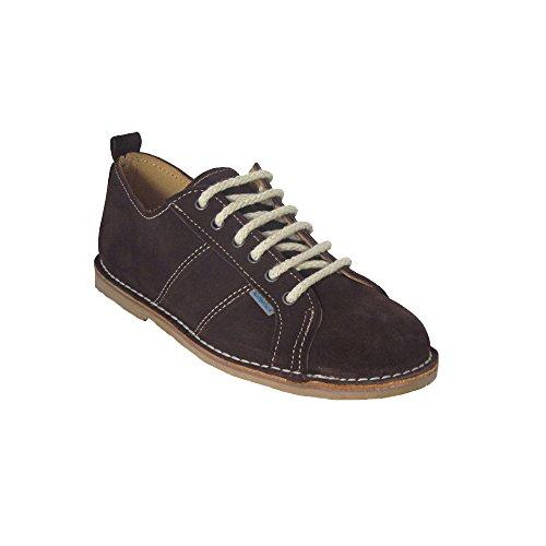 R906FP - Zapato deportivo chocolate