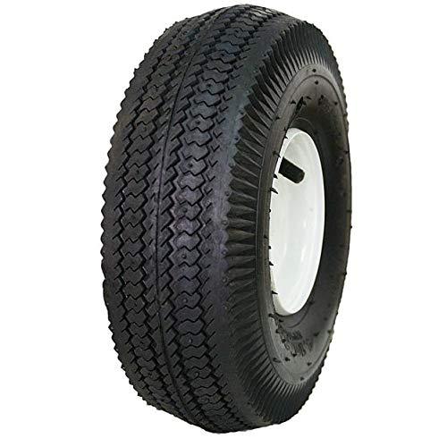 Hi-Run CT1009 Lawn and Garden Tire - 4.10/3.50-4 by HIRUN