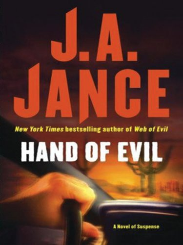 Read Online Hand of Evil (Ali Reynolds) pdf
