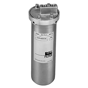 CUNO FILTER HOUSING 5573301: Faucet Mount Water Filters