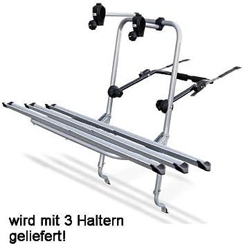 08-12 3 Räder Fahrradträger// Logic Fahrrad Heckträger für Audi A3 96-03