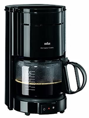 OVERSEAS USE ONLY Braun KF47 Aromaster Coffee Maker (220Volt Will Not Work In The USA) by BRAUN PHOTO