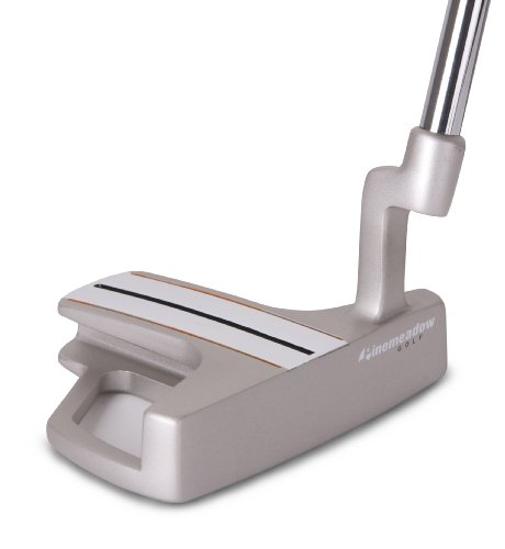 Pinemeadow Pre Putter (Right-Handed, Steel, Regular, 34-Inches) 10969