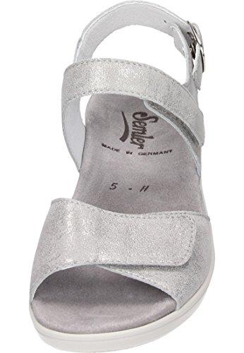 Vestir Gris Semler Sandalias Para Mujer De R9045031017 TrFRxcfFt