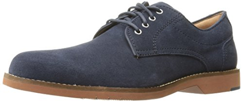 206 Collective Mens Barnes Suede Casual Oxford