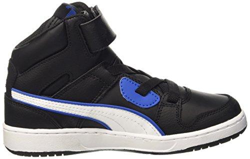 Puma , Jungen Sneaker schwarz / weiß