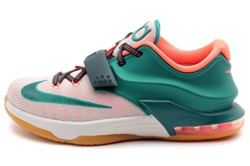 69daf59cc4ab Nike KD VII (GS) Mystic Green Light Bone Gum Light Brown Mystic Green  669942-301 (SIZE  5.5Y) - Buy Online in UAE.