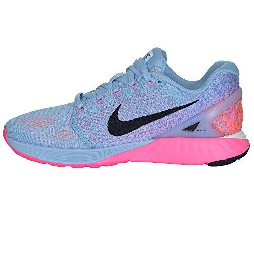 NikeLunarglide 7 - zapatillas de running Mujer Blue / Black