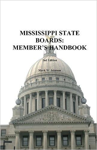 Mississippi State Boards Handbook