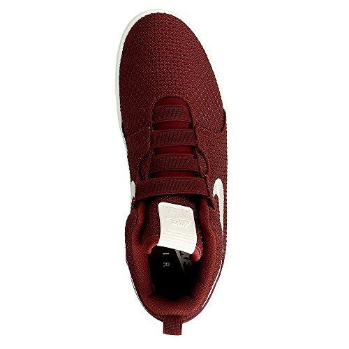 Nike 832817-602 - Zapatillas de deporte Hombre Rojo (Team Red / Sail)