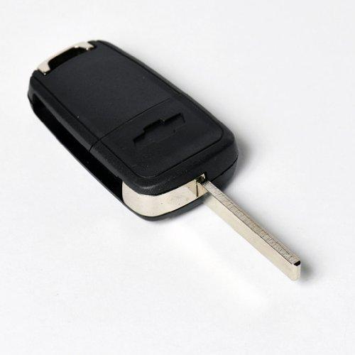 Jongo kscvl12//_ 1/KFZ Funkschl/üsselgeh/äuse hochwertigem ersetzen Schutzh/ülle-Schl/üssel 2/Tasten /Öffnung//Schlie/ßen von T/üren mit Schl/üsselrohling im lieferumfang enthalten