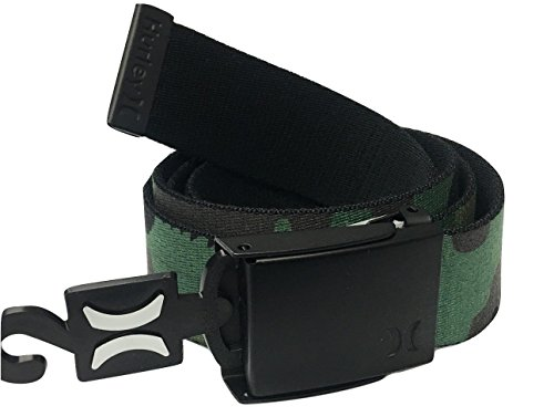 Hurley Men's Honor Roll Web Belt (Camouflage, OS)