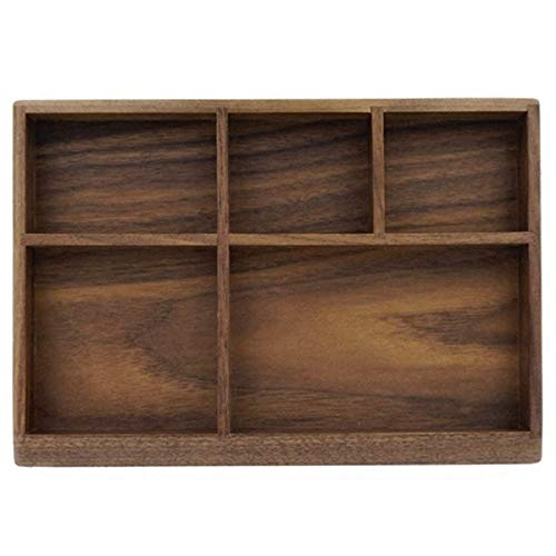 oak desk organizer - 6