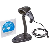 Hewlett-Packard QY405AT Smart Buy Linear Barcode Scanner, Jack Black