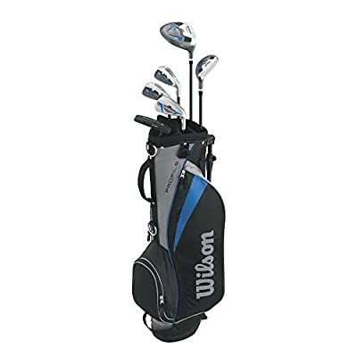Wilson Men's 2015 Profile Junior Complete Package Golf Set