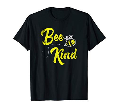 Bee Kind Be Kind Teacher T-Shirt Busy like Bee Bumble B ()