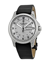 Victorinox Swiss Army Officer's Day/Date Men's watch #241550