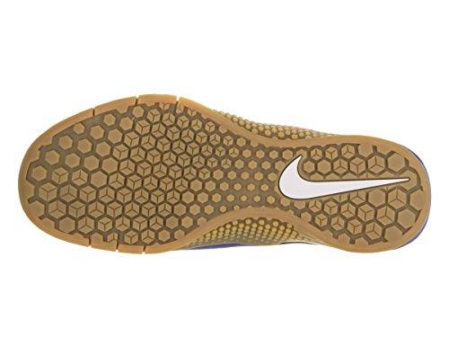 Nike Mens Metcon 2 Scarpe Da Allenamento Racer Blu / Arancione Vivo / Nero 819899-480 Taglia 13