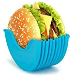 ValueVinylArt Burger Holder, Hygienic Reusable