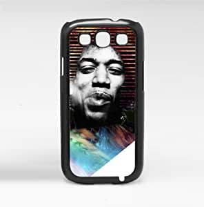 Jimi Hendrix Rock Music Phone Case (Samsung Galaxy S5 I9600/G9006/G9008
