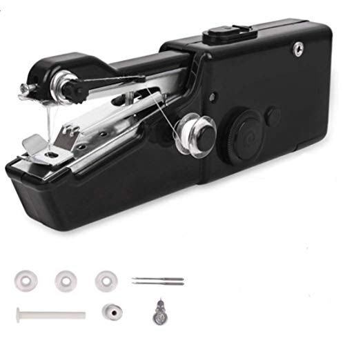 Handheld Sewing Machine Black