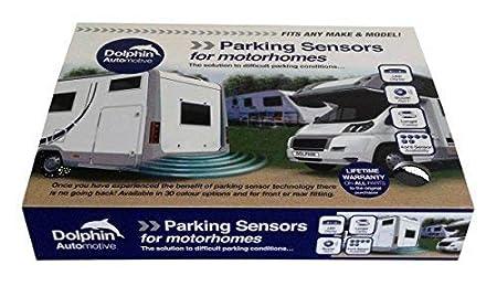 Sensores de aparcamiento en reversa MPS400 de Dolphin, para ...
