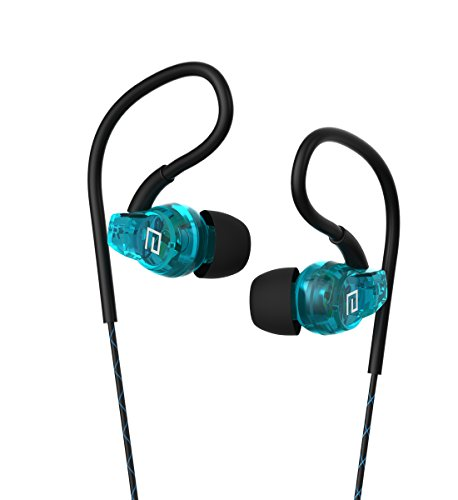 Sport Sweatproof Earphones, Langsdom SP80A Headphones with Mic for Running...