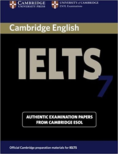 Cambridge Ielts 7 Student S Book With Answers Ielts Practice Tests