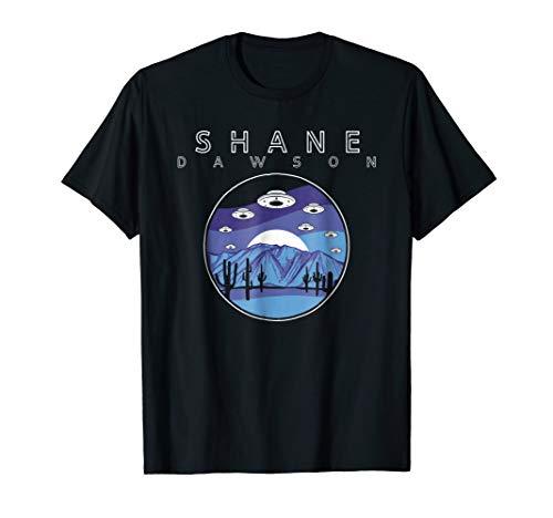 Shane Dawson Area 51 UFO Armada T-Shirt
