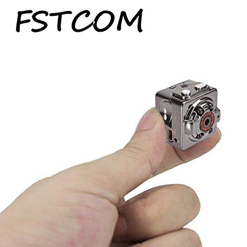 FSTCOM HD Mini Super Small Portable Hidden Spy Camera Video Recorder