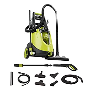 Snow Joe Sun Joe SPX7000E 1750-Max PSI 1.6-GPM 2-in-1 Electric Pressure Washer w/ Built in Wet/Dry Vacuum System