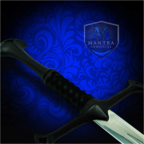 - Mantra Laser Personalized Bastard Sword of The Night Wardens with Free Engraving