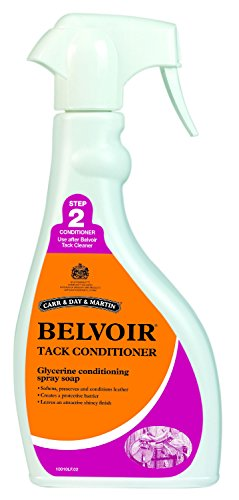 tin Belvoir Tack Conditioner Spray 500 ml (500 Ml Conditioner)