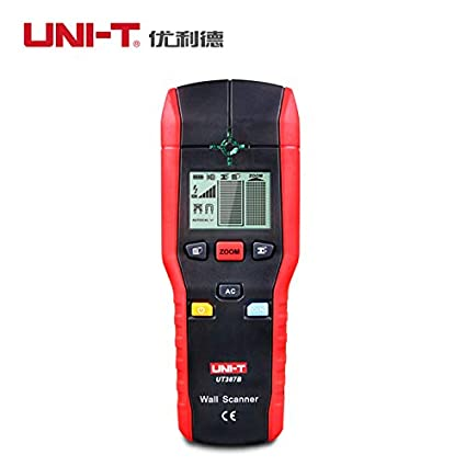 Amazon.com : YARUIFANSEN UT387B Professional Wall Detector Tester Wood Metal AC Cable Electric Wire Finder Scanner Accurate Wall Detecting Tool : Garden & ...