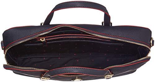 Sacs Tommy Bleu Hilfiger Navy Bag Paint Red Honey Tommy pour ordinateur portable Computer zIx4AwTA