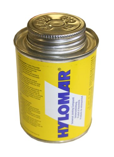 Silver Seal Hylomar Universal Jointing Compound M (8.5 oz. Brush Top Can)