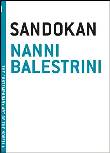 Book Sandokan (The Contemporary Art of the Novella)