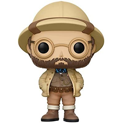 Funko Pop Movie: Jumanji Professor Oberon Collectible Vinyl Figure: Funko Pop! Movies:: Toys & Games