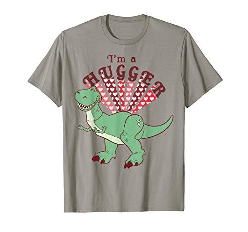 Disney Pixar Toy Story Rex Is A Hugger Graphic T-Shirt