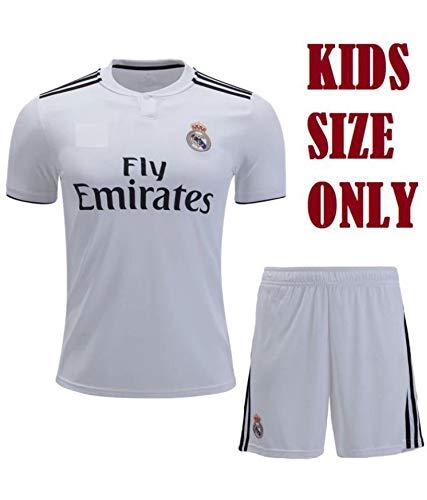 2e20af9dfb7 Buy aaDDa Sportswear Non Branded Realmadrid Home Kids Jersey 18/19 ...