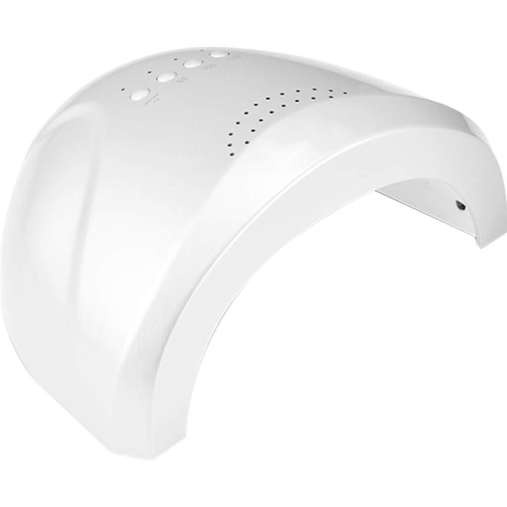 Nail Phototherapy Machine Nail Dryer Nail Polish Rubber Baking Lamp Led Light Sensor 48w Nail Lamp by PFMJ