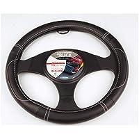 PICOYA FUNVOL0054 Funda Volante Pure, Negro, Truck 50